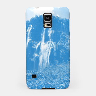 veliki slap waterfall 2 plitvice lakes national park croatia wb Samsung Case thumbnail image