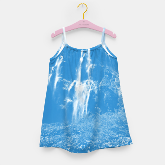 veliki slap waterfall 2 plitvice lakes national park croatia wb Girl's dress thumbnail image