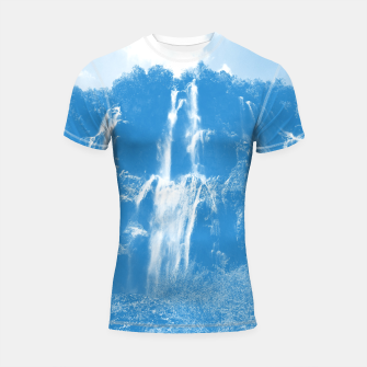 veliki slap waterfall 2 plitvice lakes national park croatia wb Shortsleeve rashguard thumbnail image