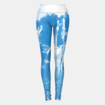 veliki slap waterfall 2 plitvice lakes national park croatia wb Leggings thumbnail image