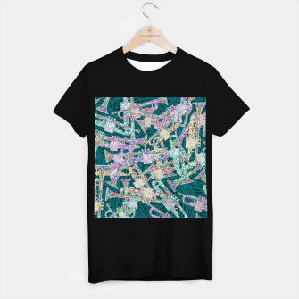 Thumbnail image of trumpet T-shirt regular, Live Heroes