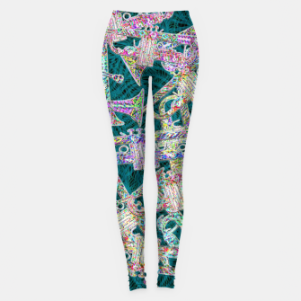 Thumbnail image of trumpet Leggings, Live Heroes