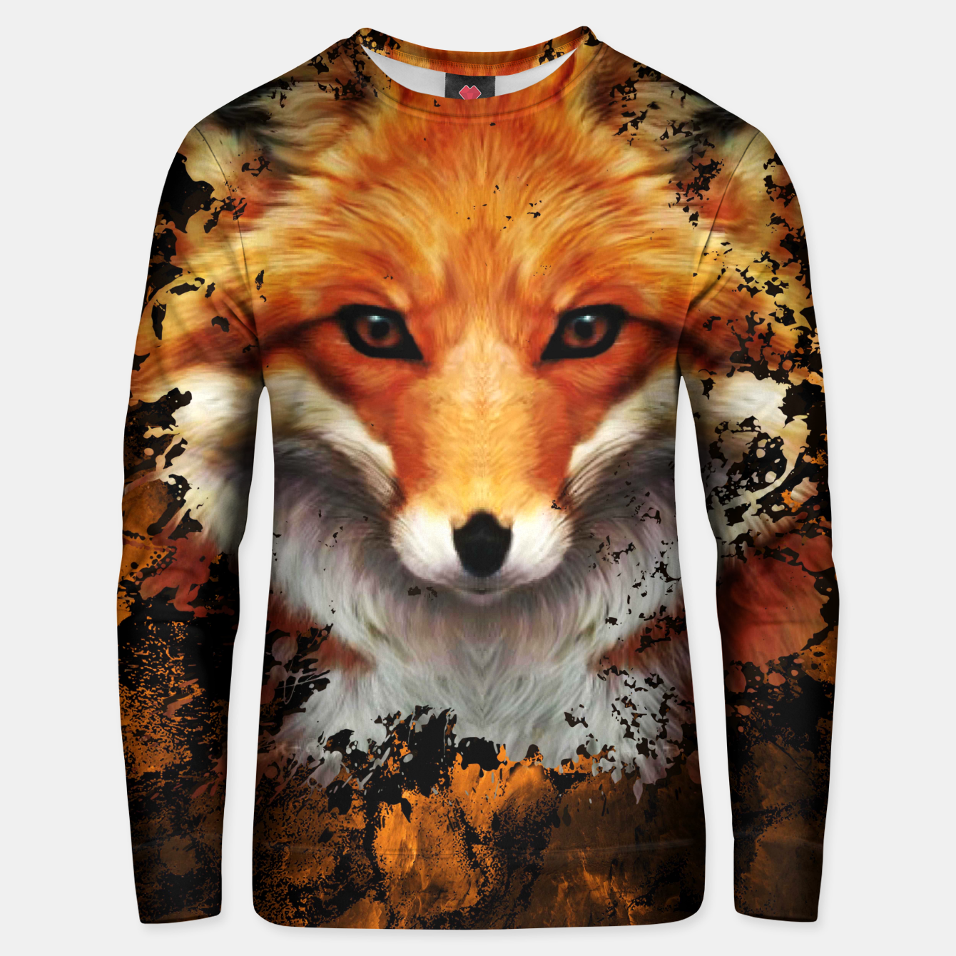 Image of Cool Fox Sweater - Live Heroes