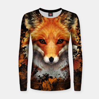 Thumbnail image of Cool Fox Sweater, Live Heroes