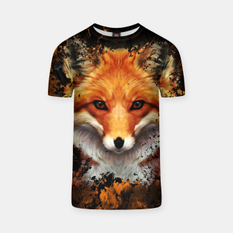 Thumbnail image of Cool Fox Tshirt, Live Heroes