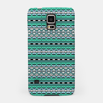 Aztec Striped Colorful Print Pattern Samsung Case thumbnail image