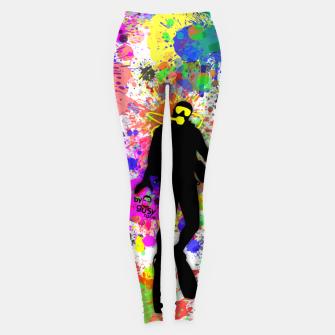 Thumbnail image of SKIN DIVER COLORS TWO Leggings, Live Heroes