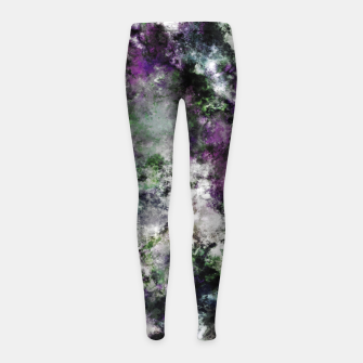 Frosty frosty Girl's leggings thumbnail image