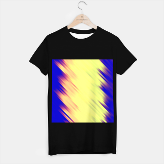 stripes wave pattern 7v1 bry T-shirt regular thumbnail image