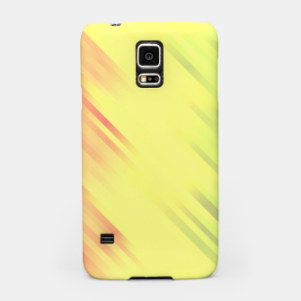 stripes wave pattern 7v1 bry Samsung Case thumbnail image