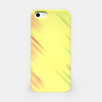 stripes wave pattern 7v1 bry iPhone Case thumbnail image