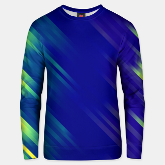 stripes wave pattern 7v1 bryi Unisex sweater thumbnail image