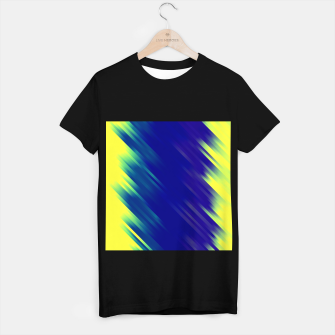 stripes wave pattern 7v1 bryi T-shirt regular thumbnail image