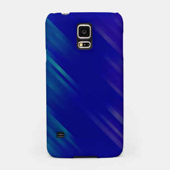 stripes wave pattern 7v1 bryi Samsung Case thumbnail image