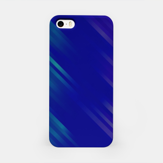 stripes wave pattern 7v1 bryi iPhone Case thumbnail image