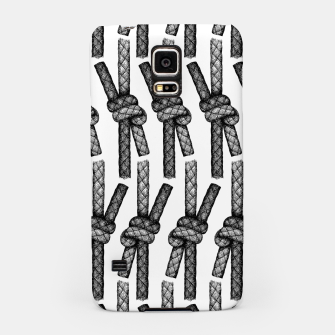 Thumbnail image of Fisherman's Knot Pattern Samsung Case, Live Heroes