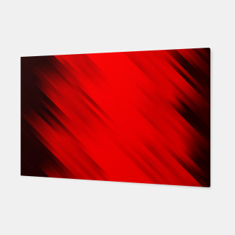 stripes wave pattern 7v1 ch Canvas thumbnail image