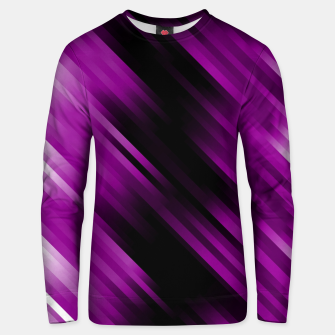stripes wave pattern 7v1 dei Unisex sweater thumbnail image