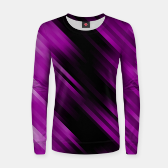 stripes wave pattern 7v1 dei Women sweater thumbnail image