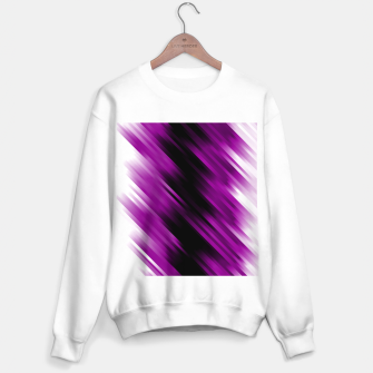 stripes wave pattern 7v1 dei Sweater regular thumbnail image