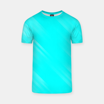 stripes wave pattern 7v1 chi T-shirt thumbnail image
