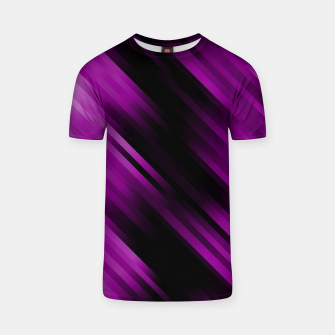 stripes wave pattern 7v1 dei T-shirt thumbnail image