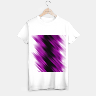 stripes wave pattern 7v1 dei T-shirt regular thumbnail image
