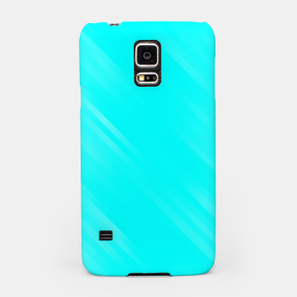 stripes wave pattern 7v1 chi Samsung Case thumbnail image