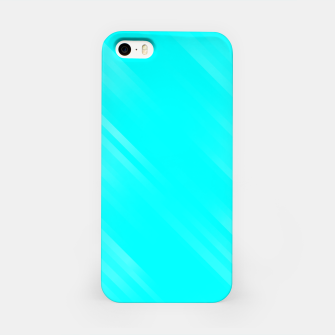 stripes wave pattern 7v1 chi iPhone Case thumbnail image