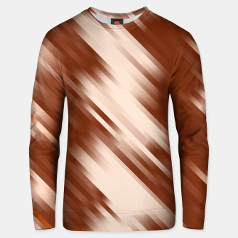 stripes wave pattern 7v1 co Unisex sweater thumbnail image