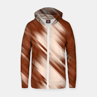 stripes wave pattern 7v1 co Zip up hoodie thumbnail image