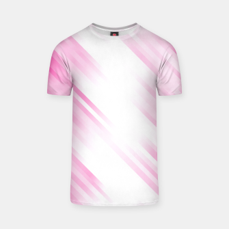 stripes wave pattern 7v1 dp T-shirt thumbnail image
