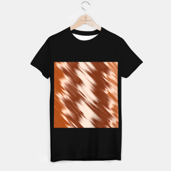 stripes wave pattern 7v1 co T-shirt regular thumbnail image