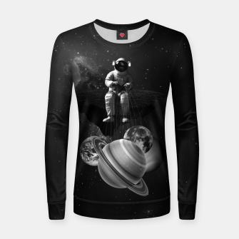 Thumbnail image of Puppet Women sweater, Live Heroes