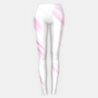 stripes wave pattern 7v1 dp Leggings thumbnail image