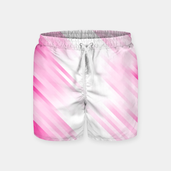 stripes wave pattern 7v1 dp Swim Shorts thumbnail image