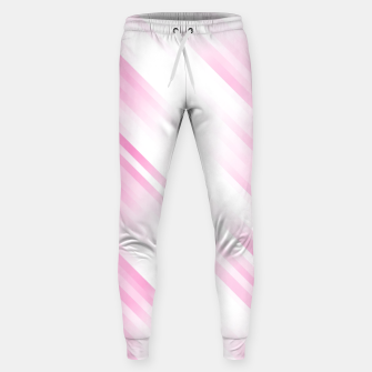 stripes wave pattern 7v1 dp Sweatpants thumbnail image