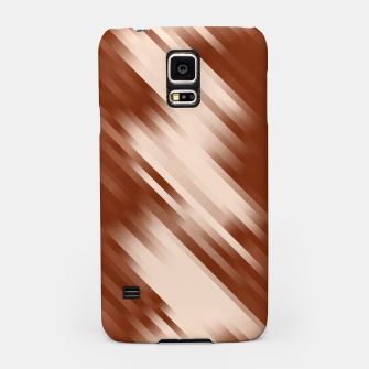 stripes wave pattern 7v1 co Samsung Case thumbnail image