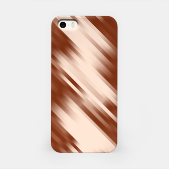 stripes wave pattern 7v1 co iPhone Case thumbnail image