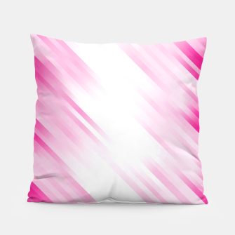 stripes wave pattern 7v1 dp Pillow thumbnail image