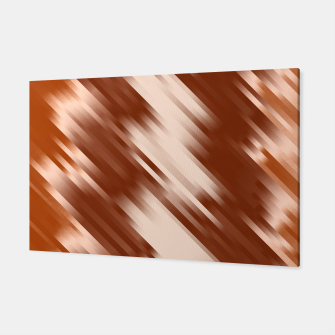 stripes wave pattern 7v1 co Canvas thumbnail image