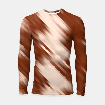 stripes wave pattern 7v1 co Longsleeve rashguard  thumbnail image