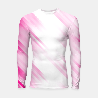 stripes wave pattern 7v1 dp Longsleeve rashguard  thumbnail image