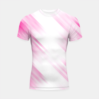 stripes wave pattern 7v1 dp Shortsleeve rashguard thumbnail image