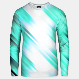stripes wave pattern 7v1 c82 Unisex sweater thumbnail image