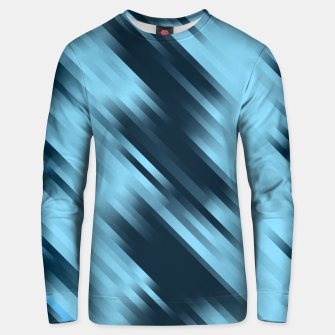 stripes wave pattern 7v1 coi Unisex sweater thumbnail image