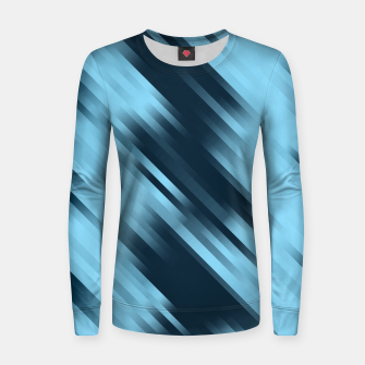 stripes wave pattern 7v1 coi Women sweater thumbnail image