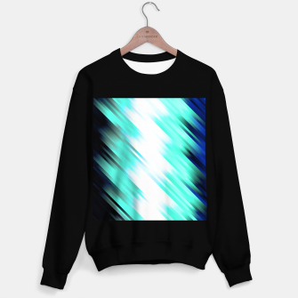stripes wave pattern 7v1 c82 Sweater regular thumbnail image
