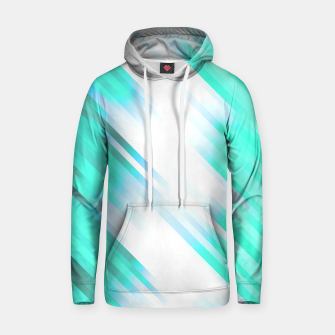 stripes wave pattern 7v1 c82 Hoodie thumbnail image