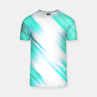 stripes wave pattern 7v1 c82 T-shirt thumbnail image